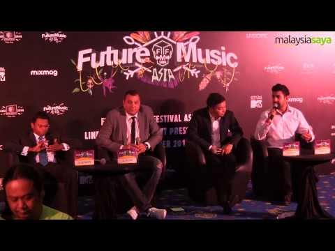 FMFA 2014 Line-Up Announcement Press Conference and Official Promo Video