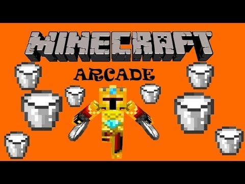 Minecraft Arcade! So Much GUPPY'S MILK!
