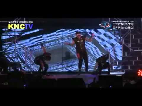 Rain Seoul COEX Street Concert 1 Oct 9 2011