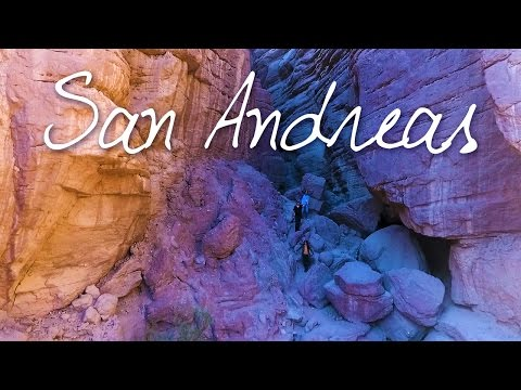 San Andreas ~ Wander List
