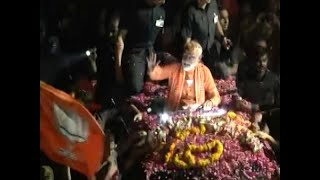 Master Stroke: When PM Narendra Modi took Varanasi by storm - ABPNEWSTV