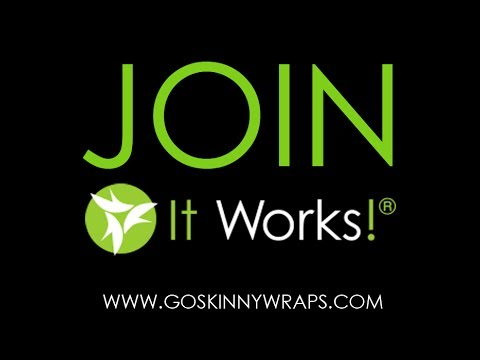 JOIN IT WORKS - It Works Distributor