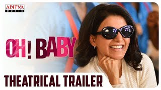 Oh Baby Theatrical Trailer || Samantha Akkineni, Naga Shourya || Mickey J Meyer - ADITYAMUSIC