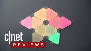 Nanoleaf Rhythm review - CNETTV