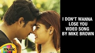 I Don't Wanna Lose You | Video Song by Mike Brown | Latest Telugu Rap Songs | Mango Music - MANGOMUSIC