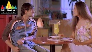 Raana Movie Nana Patekar Save to Heroine Scene || Arjun, Nana Patekar, Kajal Agarwal - SRIBALAJIMOVIES