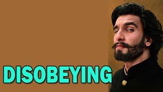 Ranveer Singh disobeys Sanjay Leela Bhansali's clause! | Bollywood News