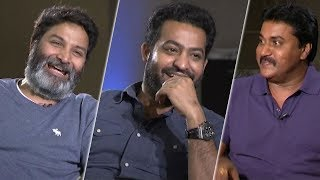 Sunil Super Funny Interview With NTR & Trivikram on Aravinda Sametha | TFPC - TFPC