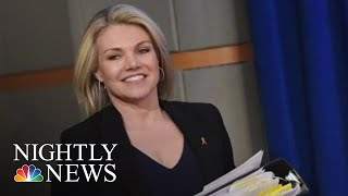 Donald Trump Nominates State Dept. Spokesperson Heather Nauert As UN Ambassador | NBC Nightly News - NBCNEWS