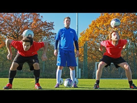 STR Skill School Teaches The Neymar Flick | Kit Ep 7