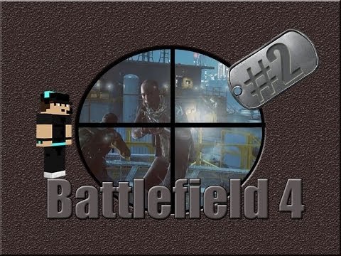 BATTLEFIELD 4 - SINGLEPLAYER GAMEPLAY // MISSION #2: Kastration mit Hubschrauber