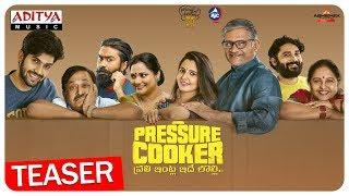 Pressure Cooker Movie Teaser | Edited by Tharun Bhascker | Sai Ronak | Preethi Asrani - ADITYAMUSIC