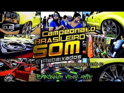 Campeonato Brasileiro de som dub e rebaixados etapa Palmeiras de Goiás 2012(By:BF PRODUÇÃO)