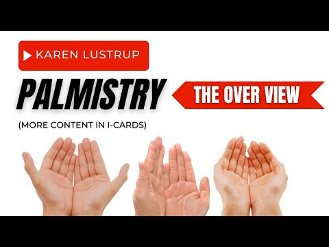 Secrets Revealed in Your Palm How to Read Palms!