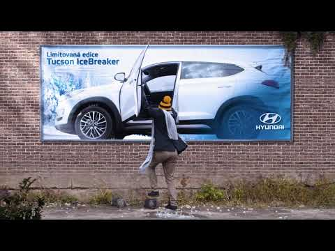 Autoperiskop.cz  – Výjimečný pohled na auta - Zákazníci Hyundai mohou nyní vyhrát nový Tucson v limitované edici IceBreaker zcela zdarma