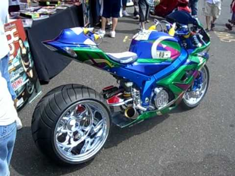 SPORTBIKE Fat tire