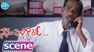 Nenu Pelliki Ready Movie Scenes - MS Narayana And Srikanth Comedy    Sangeeta    Laya    Anitha - IDREAMMOVIES