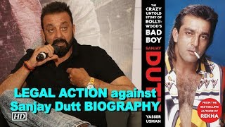 Sanjay Dutt to take LEGAL ACTION against his BIOGRAPHY - BOLLYWOODCOUNTRY