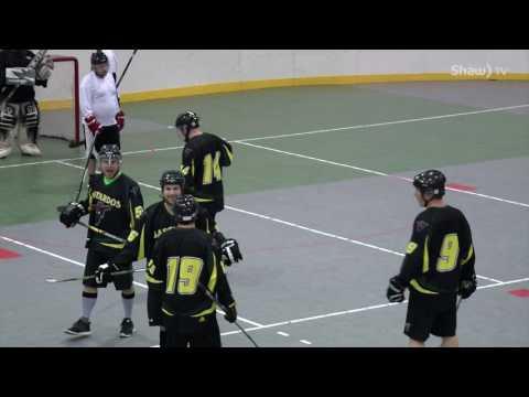 Sask Ball Hockey - Men's Division B Final