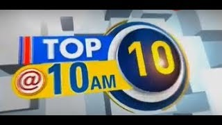 Watch Top 10 news of the hour - ZEENEWS
