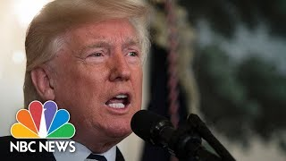 Watch Live: Trump announces new tariffs against China - NBCNEWS