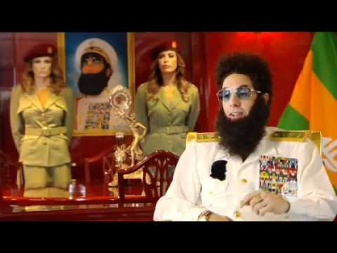 An audience with the dictator