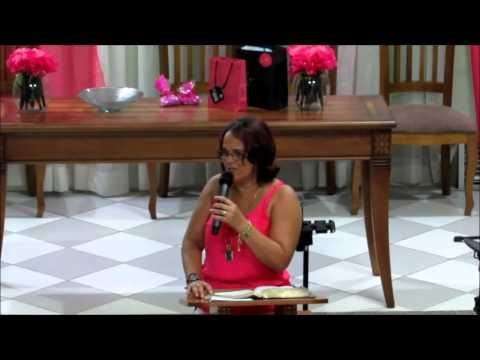 IMW - Culto Rosa - Os frutos do Espírito: Pra. Alzenir Ribeiro