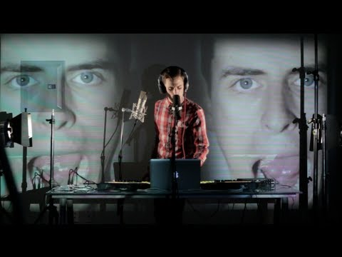 Skrillex Cinema & Santigold Disparate Youth - Mike Tompkins DUBSTEP A Capella Remix