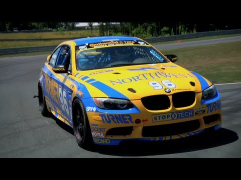 Turner Motorsport's 535 hp Frozen Gray BMW M3 and Championship-Winning M3 Race Car - TUNED