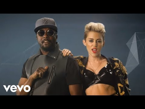 will.i.am - Feelin' Myself ft. Miley Cyrus, Wiz Khalifa, Frenc