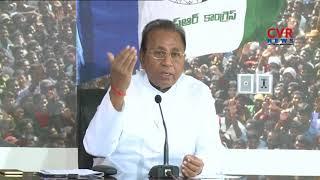 YCP Leader Mekapati Rajamohan Reddy Speaks To Media Over Polavaram Project | CVR News - CVRNEWSOFFICIAL