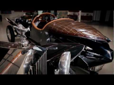 Autoperiskop.cz  – Výjimečný pohled na auta - Garáž Jaye Lena – Rolls-Royce Boat Tail Speedsters 1937