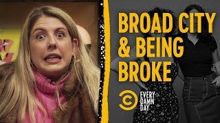 Our Brokest Days & Favorite Broad City Clips - COMEDYCENTRAL