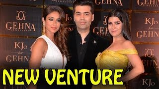 Ileana D'cruz and Nimrat Kaur support Karan Johar's new venture | Bollywood News