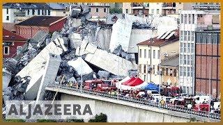 🇮🇹 Italy mourns bridge collapse victims amid calls for investigation | Al Jazeera English - ALJAZEERAENGLISH