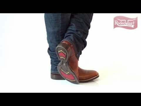 Bota Masculina Western c/ Solado de Borracha - Classic Hunter Atlantic