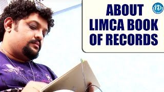 Navneeth Sundar About His Limca Book of Records || Guppedantha Prema || Talking Movies with iDream - IDREAMMOVIES