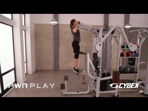 Cybex PWR PLAY - Assisted Pull-Up