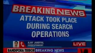 Unidentified miscreants open fire in Hajin; cordon and search operation launched - NEWSXLIVE
