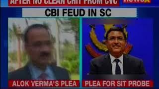 Doval, CVC, minister dragged into CBI feud - NEWSXLIVE