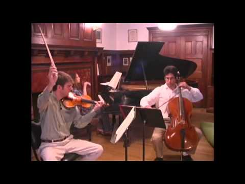 Trio Janvar (Beethoven,Trio E-flat-major.  Rachmaninov, Trio Elegiaque 1)