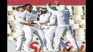 In Graphics: south africa vs india 2nd test south africa beat india by 35 run - ABPNEWSTV