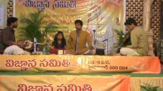 Vijnaana Samiti concert