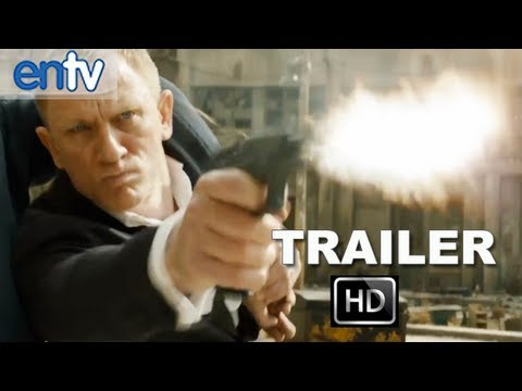 Skyfall Official International Trailer [HD]: Daniel Craig, Javier Barden & Helen McCrory