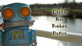 Royalty Free :Eight Bit Robot Dance