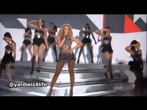 Beyonce Who Run The World Girls Performance At BillBoard Music Awards 2011