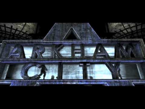 BATMAN: Arkham City Trailer (FAN-EDIT)