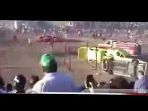Much Better Angle and Footage of the Monster Truck Accident that Killed Several Spectators   theync