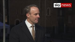 Ex-Brexit secretary dismisses PM's 'no Brexit' claims - SKYNEWS