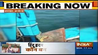 6 Die As Boat Carrying 22 People Capsizes At Karwar Festival, Rescue Operation Underway | Breaking - INDIATV